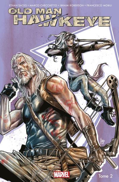 Old Man Hawkeye T02 - Justice aveugle - 9782809482492 - 12,99 €