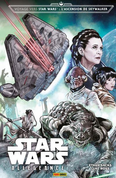 Star Wars - L'Ascension de Skywalker : Allégeance - 9782809489132 - 10,99 €