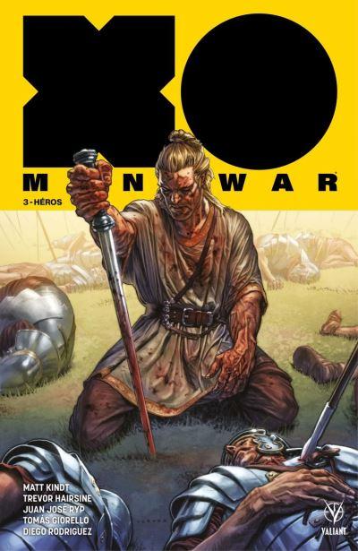 X-O Manowar - Tome 3 - Héros - 9782375781555 - 14,99 €