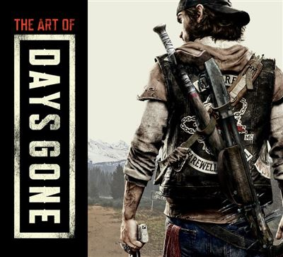 The Art of Days Gone - 9781506710174 - 23,83 €