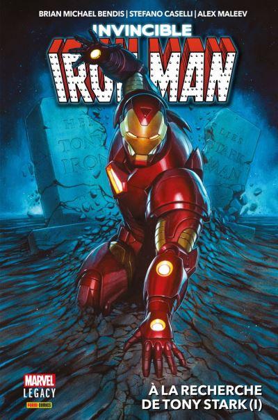 Invincible Iron Man Legacy T01 - À La Recherche De Tony Stark (I) - 9782809484281 - 11,99 €