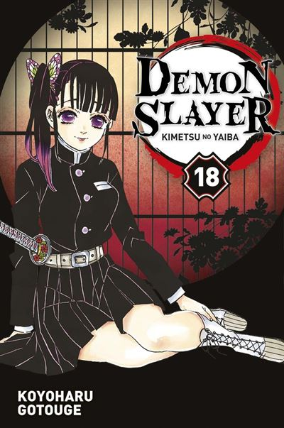 Demon Slayer T18 - 9791039104357 - 4,49 €
