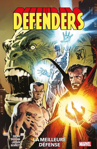Defenders : La meilleure défense - 9782809484151 - 15,99 €