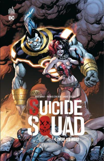 Suicide Squad - Volume 4 - Entre les murs - 9791026840138 - 14,99 €