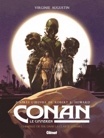 Conan le Cimmérien - Chimères de fer dans la clarté lunaire - 9782331044670 - 10,99 €