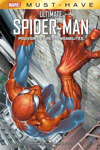 Best of Marvel (Must-Have) : Ultimate Spider-Man - Pouvoirs et responsabilités - 9791039102940 - 9,99 €