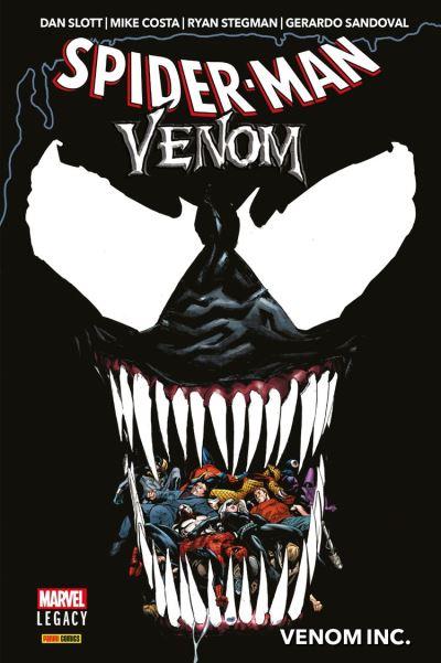 Spider-Man/Venom Legacy: Venom Inc. - 9782809484274 - 14,99 €