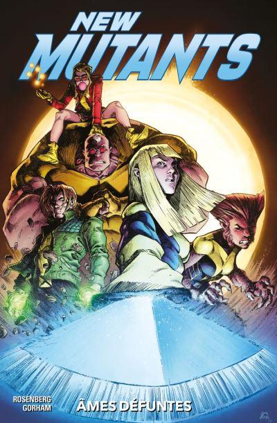 New Mutants - Âmes défuntes - 9782809482935 - 12,99 €