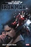 Tony Stark: Iron Man (2018) T01 - Self-Made Man - 9782809498851 - 21,99 €