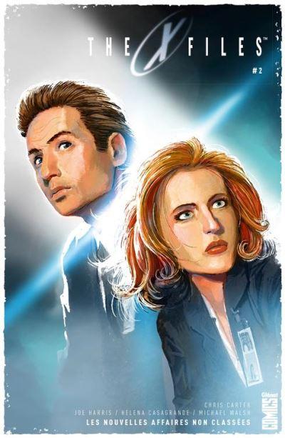 The X-Files - Tome 02 - Les nouvelles affaires non classées - 9782331035821 - 9,99 €