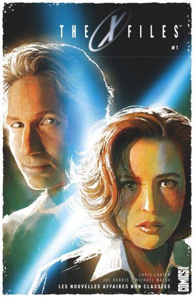 The X-Files - Tome 01 - Les nouvelles affaires non classées - 9782331035814 - 9,99 €