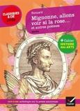 Mignonne allons voir si la rose et autres poèmes - suivi d'un parcours sur la poésie amoureuse - 9782401047150 - 2,99 €