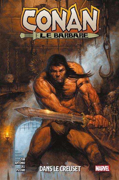 Conan le Barbare (2019) T03 - Dans le creuset - 9791039100205 - 12,99 €