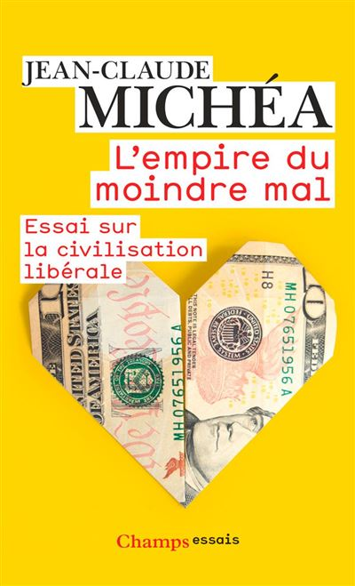 L'Empire du moindre mal - 9782080243744 - 7,99 €