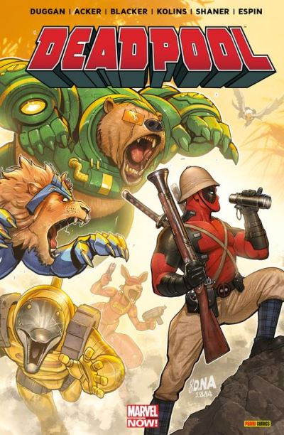 Deadpool - On n'est pas des bêtes ! - 9782809467659 - 8,99 €