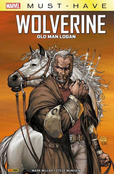 Marvel Must-Have : Wolverine - Old Man Logan - 9782809493009 - 9,99 €