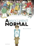 Absolument Normal - tome 1 - Tous différents - 9791034760169 - 5,99 €