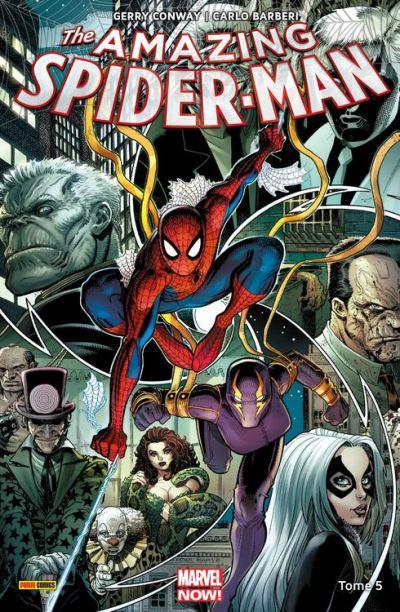 The Amazing Spider-Man (2014) T05 - Descente aux enfers - 9782809467611 - 9,99 €