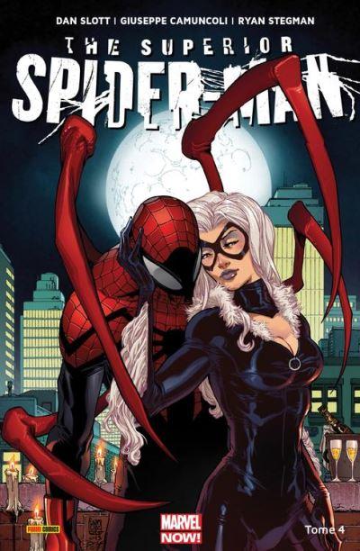 The Superior Spider-Man (2013) T04 - Un mal nécessaire - 9782809461978 - 8,99 €