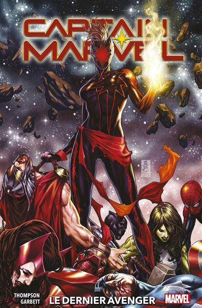 Captain Marvel (2019) T03 - Le dernier Avenger - 9782809497342 - 11,99 €