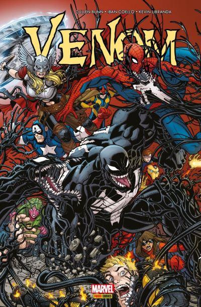 Venom - Venomisés (2018) - 9782809480573 - 9,99 €