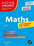 Mathématiques - CRPE 2022 - Epreuve écrite d'admissibilité - 9782401084797 - 15,99 €