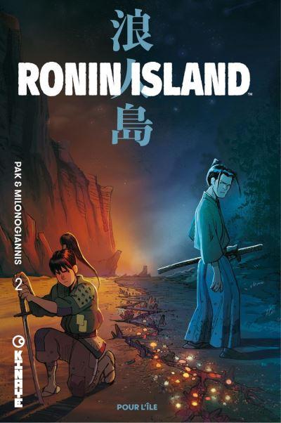 Ronin Island - tome 2 - 9782357990746 - 7,99 €