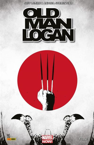 Old man Logan (2015) T03 - Le dernier ronin - 9782809475517 - 9,99 €