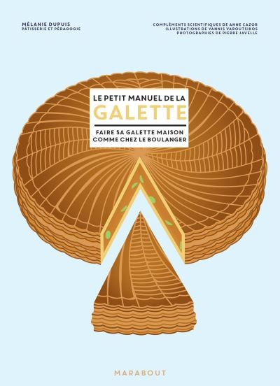 Le petit manuel de la galette - 9782501151276 - 10,99 €
