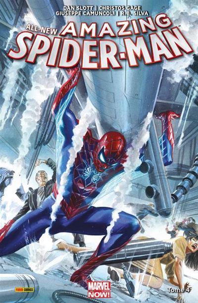All-New Amazing Spider-Man (2015) T04 - D'entre les morts - 9782809475500 - 10,99 €