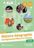 Histoire Géographie Emc Tle Bac Pro, Cahier D'activités, Édition 2021