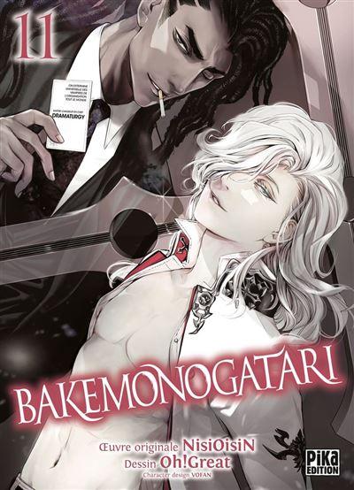 Bakemonogatari T11 - 9782811663780 - 4,49 €