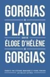 Gorgias de Platon, suivi d'Éloge d'Hélène de Gorgias - 9782251902050 - 11,99 €