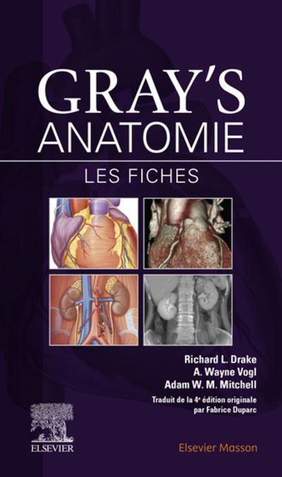 Gray's Anatomie - Les fiches - 9782294764158 - 34,91 €