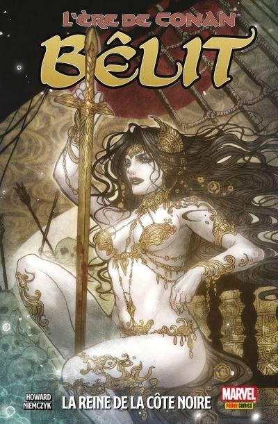 L'Ère de Conan : Bêlit : La reine de la Côte Noire - 9782809486179 - 11,99 €