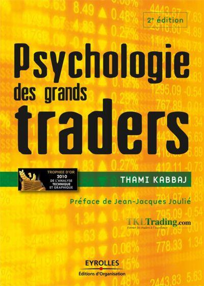 Psychologie des grands traders - 9782212164466 - 24,99 €