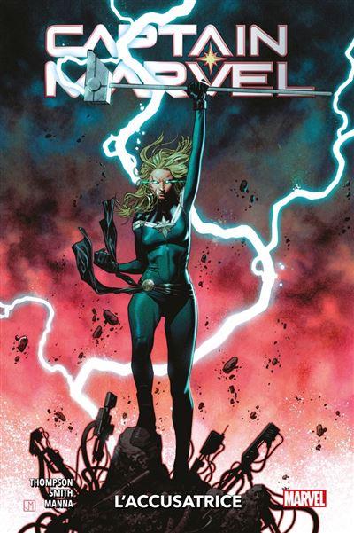 Captain Marvel (2019) T04 - L'accusatrice - 9791039100083 - 11,99 €