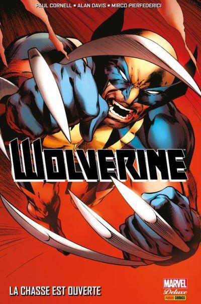 Wolverine Marvel now T01 - La chasse est ouverte - 9782809471953 - 19,99 €