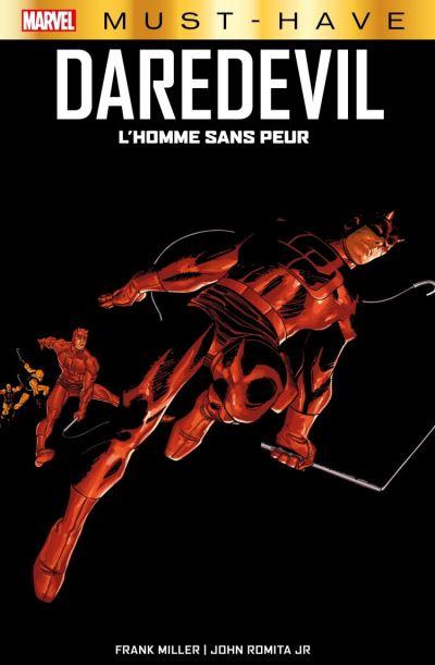 Marvel Must-Have : Daredevil - L'Homme sans Peur - 9782809493443 - 9,99 €