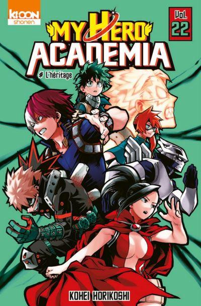 My Hero Academia T22 - 9791032705827 - 4,99 €