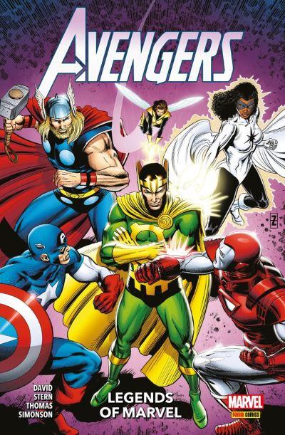 Avengers (2013) T02 - Jusqu'à la fin - 9782809492118 - 21,99 €
