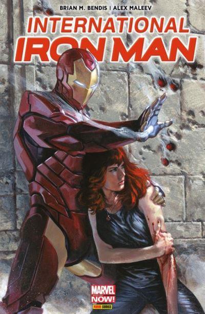 International Iron Man - En quête de vérité - 9782809474008 - 12,99 €
