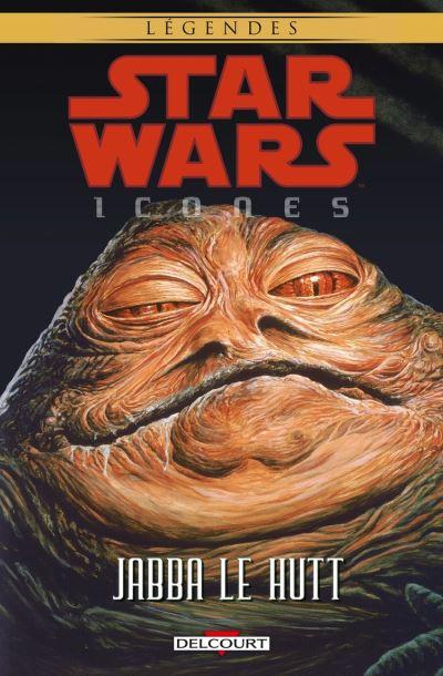Star Wars - Icones T10 - Jabba Le Hutt - 9782413027355 - 10,99 €