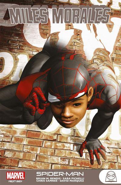 Miles Morales : Spider-Man - 9782809497304 - 7,99 €