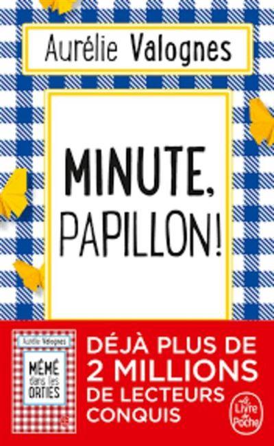 Minute, papillon - 1230002822877 - 5,99 €