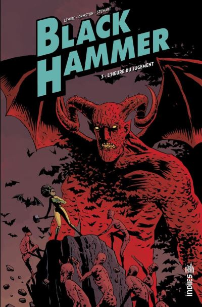 Black Hammer - Tome 3 - 9791026830948 - 9,99 €