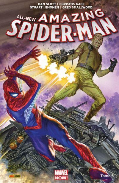 All-New Amazing Spider-Man T06 - L'identité Osborn - 9782809482850 - 15,99 €