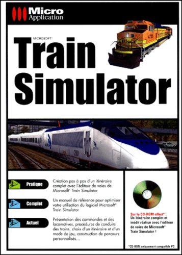 Train Simulator. avec CD-ROM
