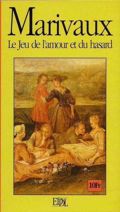 Le jeu de l'amour et du hasard (Grands classiques) - Eddl - 01/01/1996