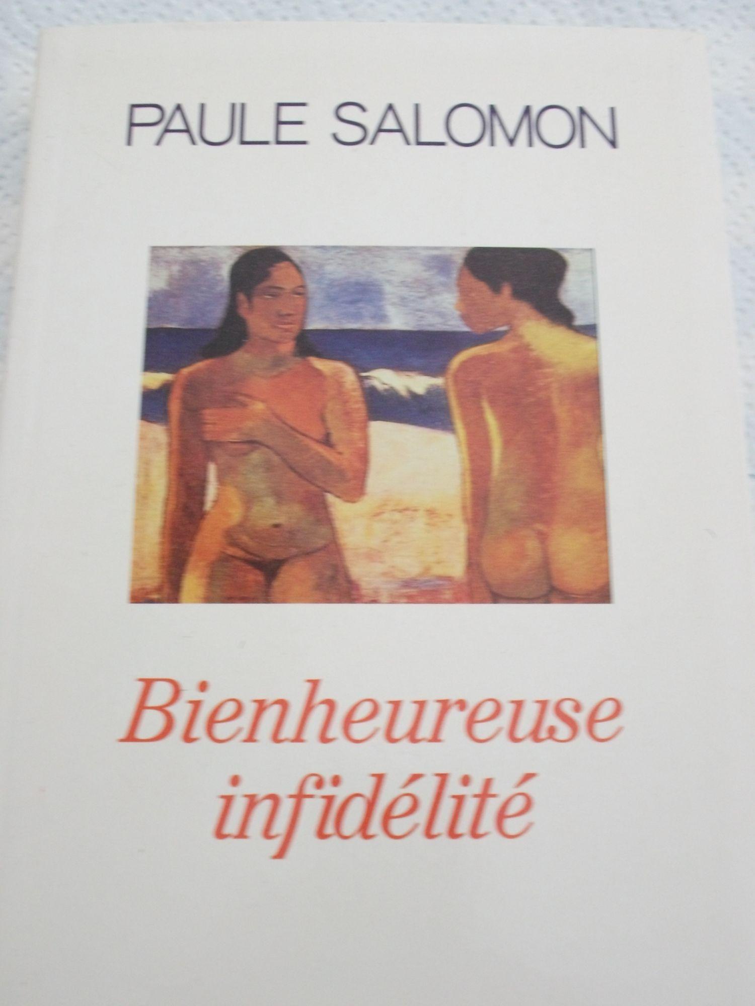 Bienheureuse infidélité - Le Grand livre du mois - 01/01/2003